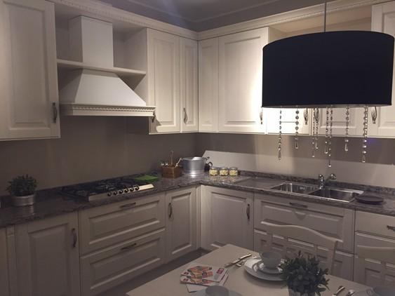 Cucina scenery in impiallacciato laccato lucido tactile for Antolini arredamenti