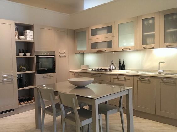 Cucina baltimora in impiallacciato bianco outlet - Pierdominici casa ...