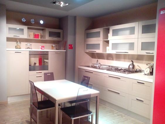 Cucina scenery in laccato lucido grigio viola outlet for Avizzano arredamenti