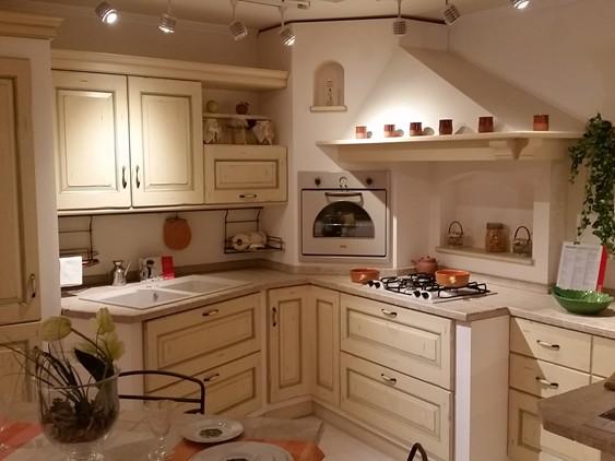 Cucina Scenery in Laccato lucido, Tactile laccato Bianco, Rosso ...