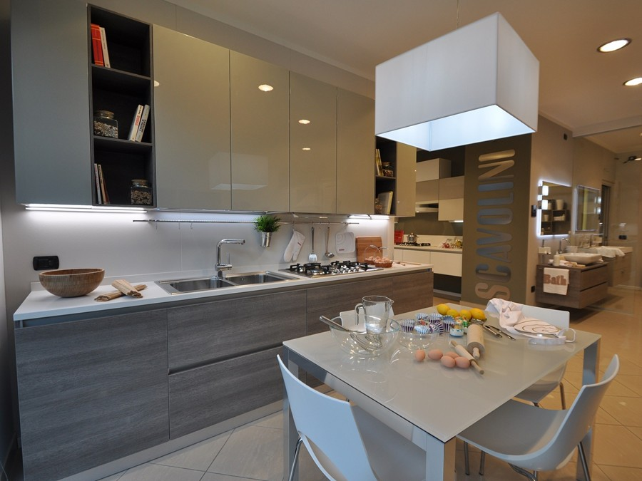 Cucina Scavolini Liberamente – Idea d\'immagine di decorazione