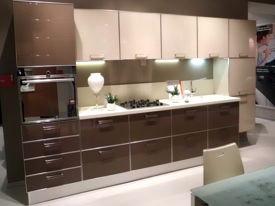 Beautiful Cucina Scavolini Crystal Photos - Home Interior Ideas ...