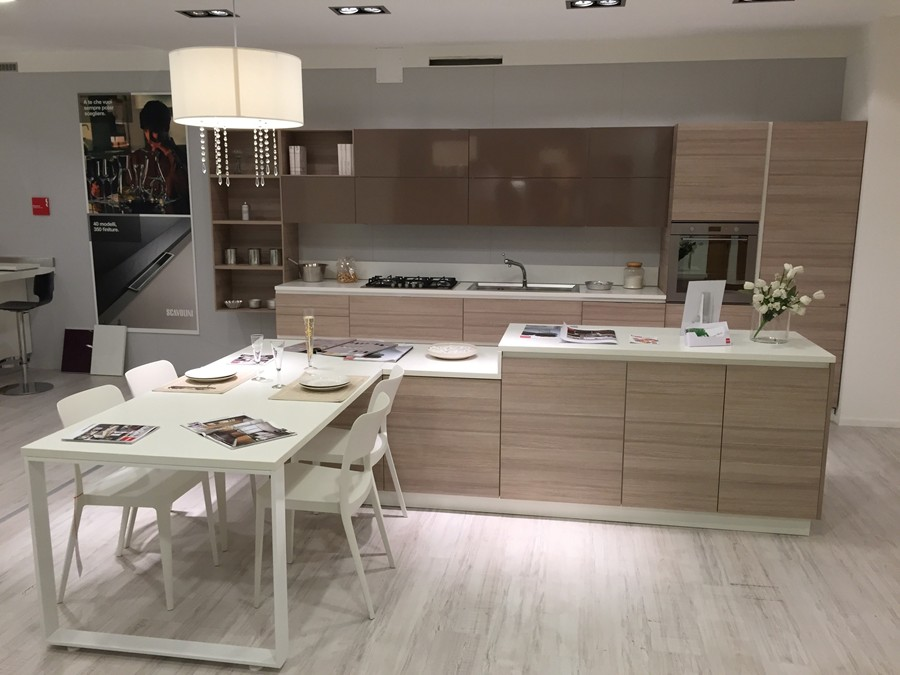 Cucina Scavolini Modello Madeleine In Offerta Cucine A ...