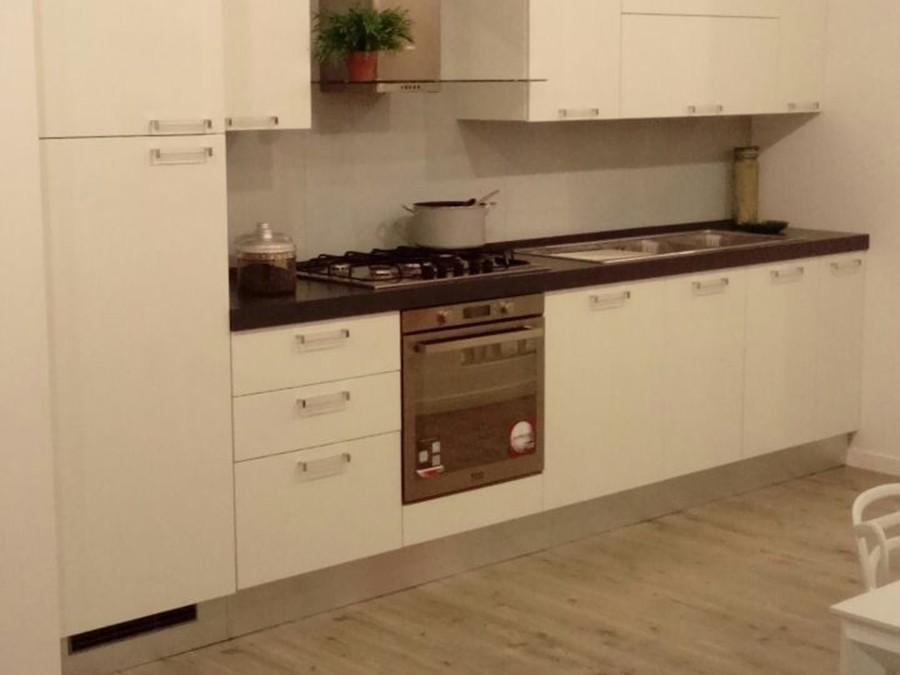 Cucina Sax in Laccato lucido Bianco | Outlet Ufficiale Scavolini